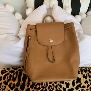 Tory Burch Is Leather Backpack NWT